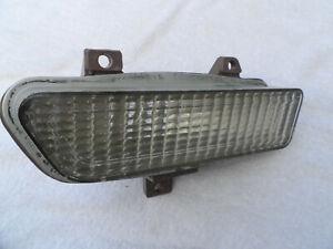 1975 OLDSMOBILE 98 PARKING LAMP TURN SIGNAL LAMP RIGHT PASSENGER SIDE GOOD USED