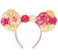 Disney Epcot Flower & Garden 2019 Minnie Ears Headband One Size New with Tags