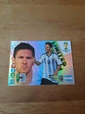 LIONEL MESSI ARGENTINA LIMITED EDITION ADRENALYN WORLD CUP BRASIL