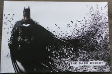The Dark Knight Batman Screenprint Poster Mondo Jock xx/350, Numbered