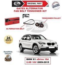 Gates COURROIE VENTILATEUR ALTERNATEUR Kit tendeur pour BMW X1 XD rive 18D