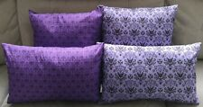 Disney's Haunted Mansion Purple Wallpaper Cushion - 2 Prints / Sizes available