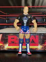 WWE Kurt Angle JAKKS Aggression Series Wrestling Figure