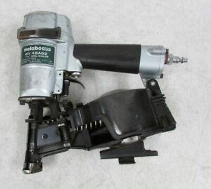 Metabo HPT NV 45AB2 1-3/4 Professional Air Coil Roofing Nailer Nail Gun