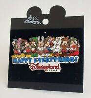 DISNEYLAND DLR HAPPY EVERYTHING MICKEY MOUSE IN COSTUMES LE PIN-FREE SHIPPING!