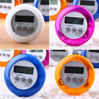 LCD Digital Kitchen Cooking Timer Count Down Up Alarm Clock Loud Magnetic