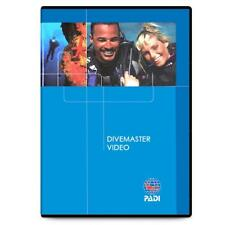 Padi Divemaster Multilingual Dvd (E,F,S) Educational Materials