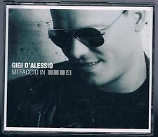 GIGI D'ALESSIO  MI FACCO IN QUATTRO  CD SIGILLATO!!!