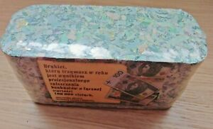 Brick of Shredded money -Poland  100,000 zlotych -collectible