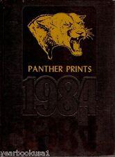 Grandview East Junior High School Missouri 1984 Yearbook Annual Middle