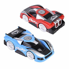 Wall climbing car remote control in Red or Blue