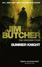 Summer Knight: The Dresden Files, Book Four: 4 by Butcher, Jim