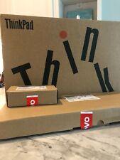New listing New Lenovo ThinkPad T590 (15'') i5-8365U (4C8T 1.6 Ghz 6Mb L3), 256Gb, 16Gb
