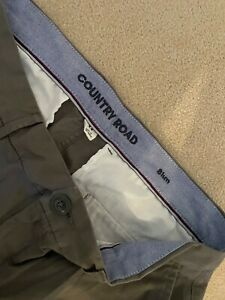 Country Road mens chinos 34