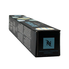 LIMITED EDITION : 50 X Variations Confetto Snowball Nespresso Coffee Capsules