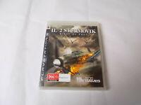 Mint Disc Playstation 3 Ps3 IL 2 STURMOVIK Birds Of Prey IL2 Free Postage
