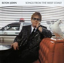 Elton John: Songs From The West Cost / CD - Neuf