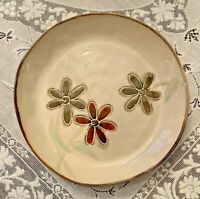 """Pier 1 PETALS Dinner Plate 10 5/8"""" Excellent Condition - Discontinued 2009"""