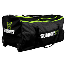 Summit Advance Kit Gear Bag W 2 Wheels F Sports Camping