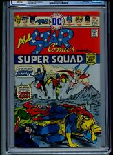 All-Star Comics #58 CGC 9.4 White Pages 1st Power Girl