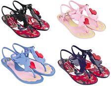 6a3ec03c7 Vivienne Westwood Anglomania + Melissa Solar II Sandals Pink Black Navy Blue