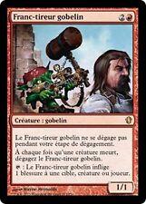 *MRM* ENG 4x Franc-tireur gobelin / Goblin sharpshooter MTG Com 2013