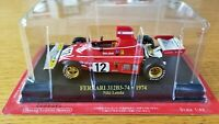 Niki Lauda 1:43 Ferrari 312B3-74 1974 #12 Official Licensed hachette collections