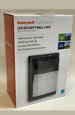Honeywell LED Lighting Security Wall Light 4000 Lumen automatic dust to dawn