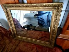 Large Ornate Gilt Framed Mirror Vintage Antique Interiors Can Deliver