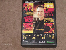 """The Amazing Race"" CBS TV Series! 1 episode! Emmy Preview DVD! RARE DVD!"