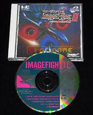 IMAGE FIGHT II Pc Engine CdRom² Versione Giapponese ••••• USATO