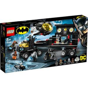 76160 LEGO Mobile Bat Base DC Super Heroes  Batman Set 743 Pieces Age 8+ NEW