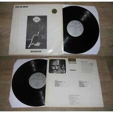 DAN AR BRAS / BENOIT WIDEMAN - Acoustic LP French Folk Prog