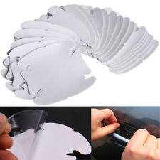 4PCS Durable Clear SUV Car Door Handle Paint Protector Scratch Film Adhesive