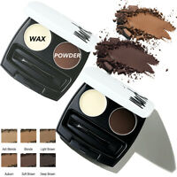 AVON mark. PERFECT BROW KIT - eyebrow kit with a mirror and applicator