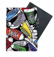 PASSPORT COVER/FOLDER/WALLET - CONVERSE SHOES crafted by Graggie Australia*GA