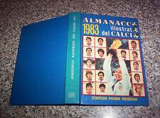 ALMANACCO ILLUSTRATO DEL CALCIO 1983 PANINI OTTIMO