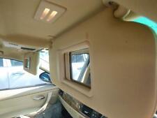 BMW 3 SERIES SUN VISOR E90/E91, PAIR, SEDAN/WAGON, 03/05-04/12 05 06 07 08 09 10