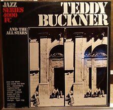 Jazz Series 4000 FC Teddy Buckner And the All Stars Lp EX/EX