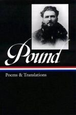 Pound : Poems and Translations by Ezra Pound and Library of America Staff (2003)