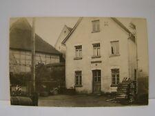 AK Biberach an der Riss Käserei Hans Leupolz Attenweiler 1918