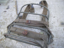 CLANSMAN MILITARY RADIO MANPACK BACKPACK CARRY FRAME PRC 320, 351, 352 USED COND