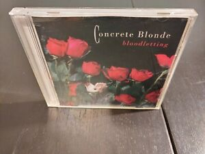Concrete Blonde Bloodletting (I.R.S. Records 1990, IRSD-82037)