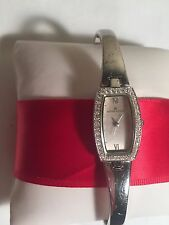 ANNE KLEIN LADIES WATCH WITH SPARKLING SWAROVSKI CRYSTALS 10/6751