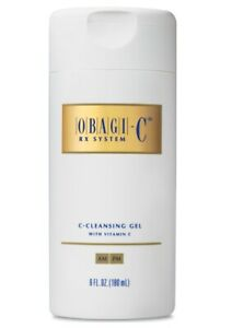 Obagi-C Cleansing Gel with Vitamin C 6 oz