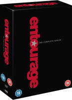 Entourage Saisons 1 Pour 8 Complet Collection DVD Neuf DVD (1000574320)