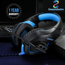 Gaming Headset PS4 Wirless 7.1 Headset Stereo Surround Sound Xbox One Headset
