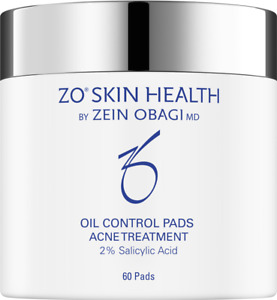 ZO® Skin Health OIL CONTROL PADS, ACNE TREATMENT 60 PADS exp. 05/22