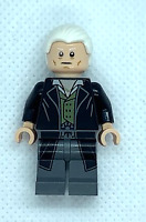 Lego Harry Potter Minifigure - Gellert Grindelwald (hp168)  New from set 75951