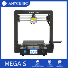 More details for  anycubic i3 mega s fdm 3d printer pre-assembled size 210x210x205mm³ uk plug